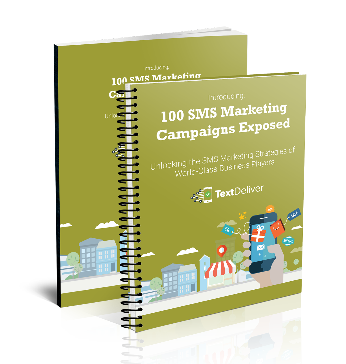 Bonus #1: 100 SMS Marketing Campaigns Exposed
